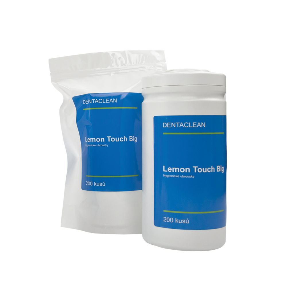 DENTACLEAN Lemon Touch Big