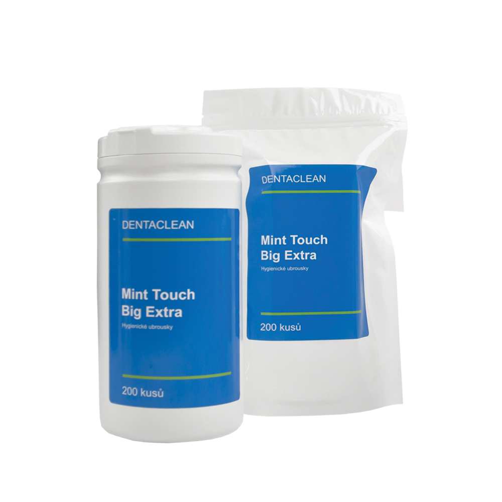 DENTACLEAN Mint Touch Big Extra